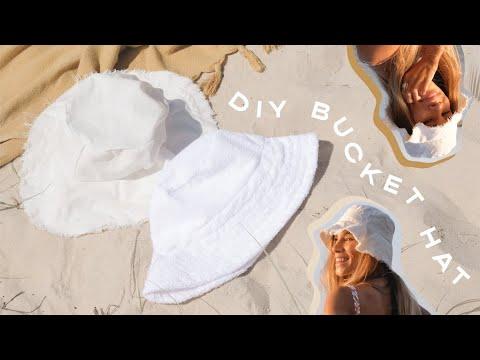 DIY // Bucket Hat