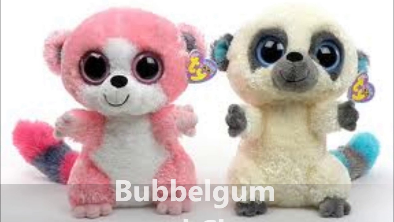 Top 12 Rarest Beanie Boos - YouTube bd4d85926e1