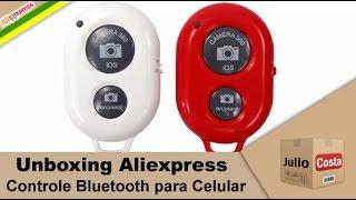 Unboxing Focal Price - Controle Bluetooth para Celular