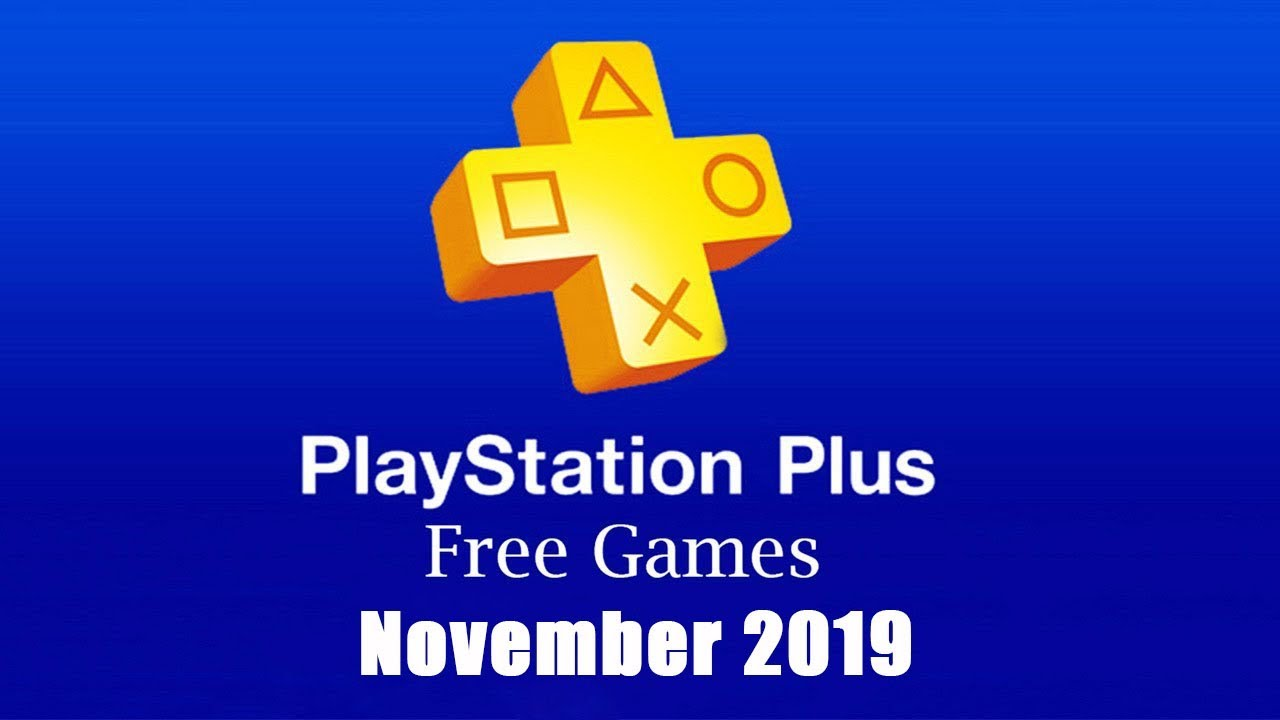 Psn November Free Games 2020.Playstation Plus Free Games November 2019
