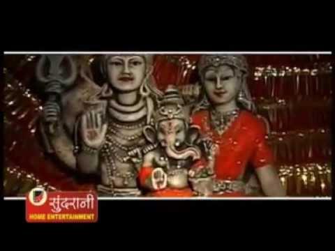 Jai Ganesh Deva (Aarti) - Gauri Ke Lalla Gajanan - Sanju Baghel - Hindi Song
