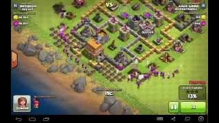 Clash of Clans | LP#1 | Защита базы 6ТХ + атаки |