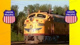 Video Union Pacific Odyssey vol-2  HD Remastered download MP3, 3GP, MP4, WEBM, AVI, FLV November 2017