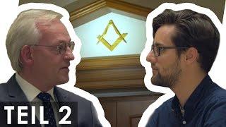 Freimaurer im Interview 🕵 Freimaurer werden? Verschwörung und Freimaurer Symbole! | Freimaurer Doku