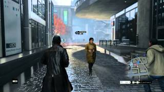 Watch Dogs with new mod showcasing 2012 graphics.