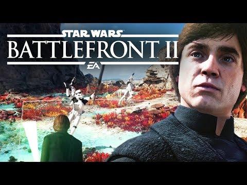 Luke Skywalker 🎮 STAR WARS BATTLEFRONT 2 #004
