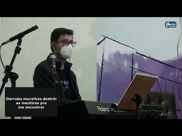 Culto Primeira Igreja Batista em Guarapari 19/08/2021-19:30hs