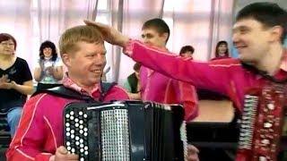 Задорные частушки!☀️ 😊 Обалденная веселуха!!! ╰❥ Играй гармонь народная!!! Russian folk song!