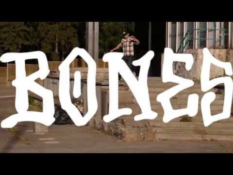 Martin Pek for Bones wheels