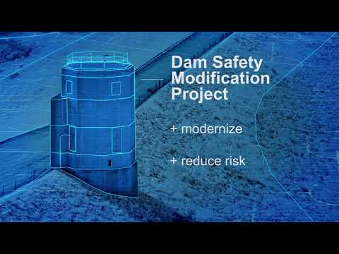 Isabella Dam Safety Project