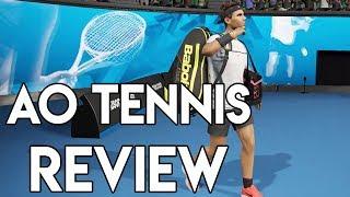 AO TENNIS: Review