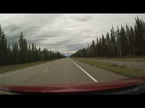 Tok, AK To Fairbanks. AK