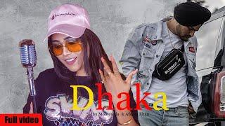 Dhaka - Sidhu Moosewala   Afsana Khan   latest song video