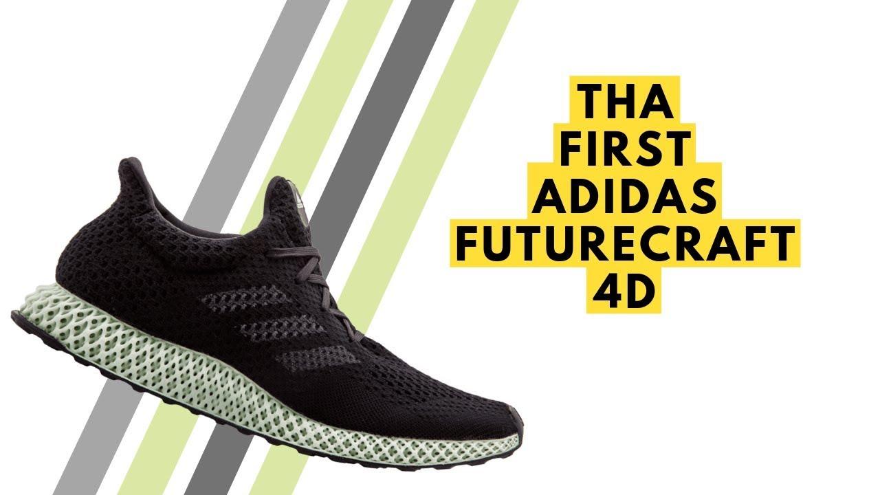 b37d39e2f6d91 Adidas Futurecraft 4D Review