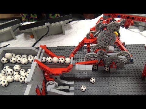 LEGO Great Ball Contraption | Brickworld Indy 2016