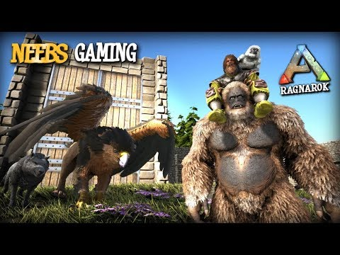 Ark: Survival Evolved - Monkey Stack!!!