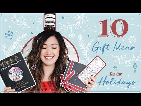 10 HOLIDAY GIFT IDEAS (for everyone!)   ilikeweylie