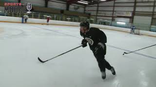 Marchand returns home for summer training