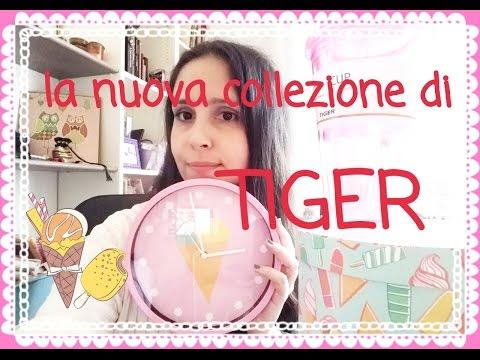 """🍧 Tiger: la nuova collezione """"GELATOSA"""" 🍦 🍨"""