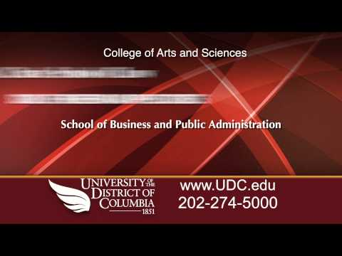 Intro To The University of The District of Columbia