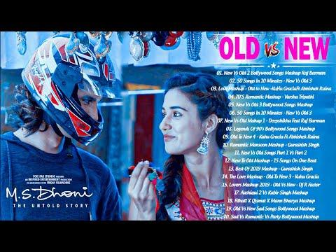 Old Vs New Bollywood Mashup Songs 2020 | New Hindi Songs Mashup 2020 Live _ 90's Romantic Mashup