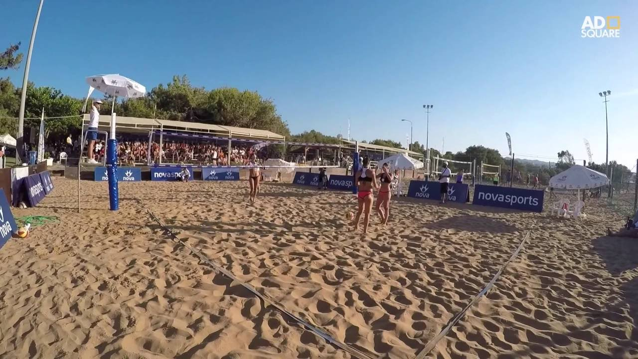 17 Novasports Beach Volley Tournament Chania