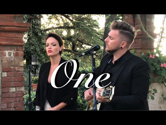 U2 - One [Family Business Duo cover]
