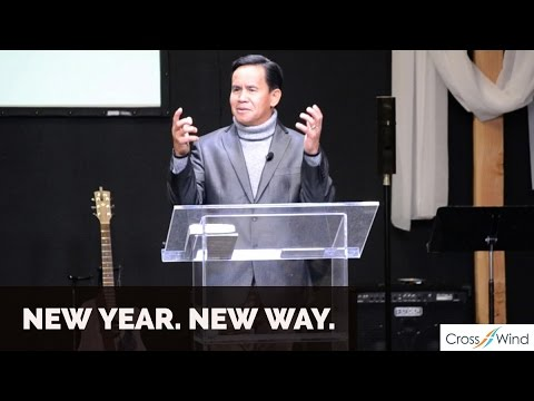 """New Year. New Way."" by Ric Doguiles - Crosswind Church Denver"