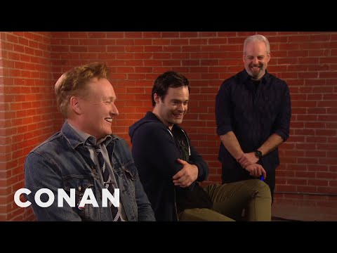 Clueless Gamer Outtakes With Bill Hader
