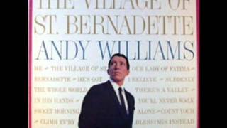"Andy Williams: ""Suddenly There"