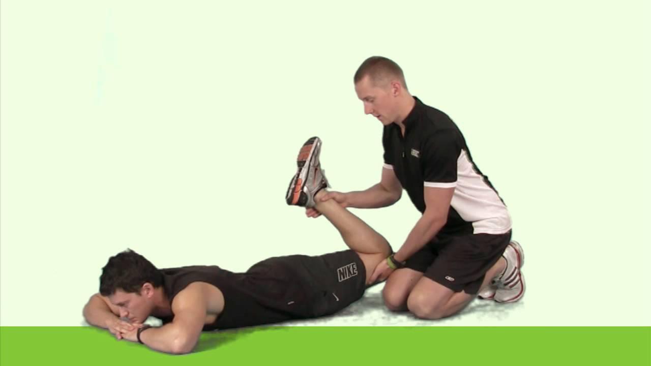 relaxation quadriceps