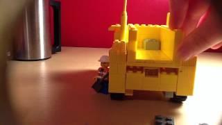 Custom Lego Dump-truck