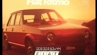AD FIAT Ritmo 60 / 65 / 75 - Canyon (long version) \ 1978 \ eng