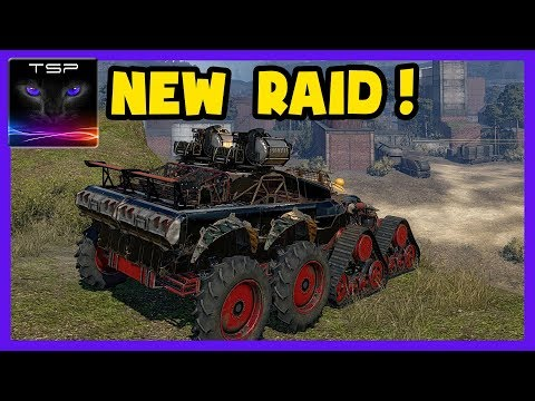 Crossout #145 ► NEW RAID MODE ¦ Frontier Defence