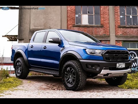 New Ford Ranger Raptor - Team Hutchinson Ford