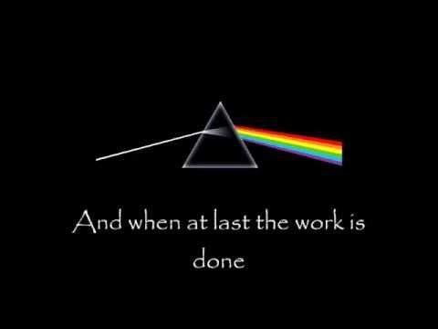 ▾Pink Floyd- Speak to me/ Breathe (Lyrics)▾