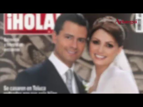 El Expediente Secreto de la Boda Peña Nieto-Rivera - Aristegui Noticias