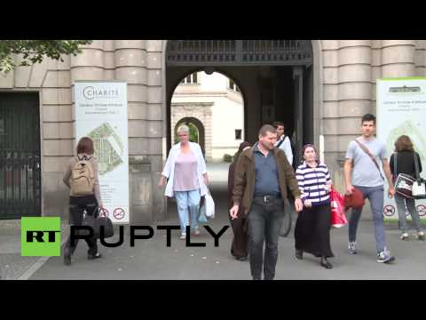 Germany: Possible Ebola victim rushed to Charite hospital in Berlin