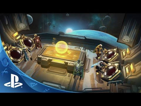 HELLDIVERS - Launch Trailer | PS4, PS3, PS Vita