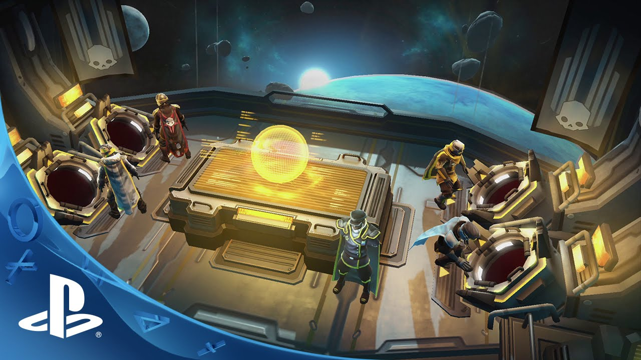 Helldivers Launch Trailer Ps4 Ps3 Ps Vita Youtube