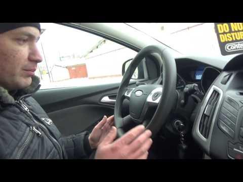 Тест-Драйв Форд Фокус 3 поколения 1.6 л 105 л.с. 16 кл 18+