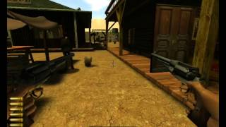Smokin Guns Gameplay [CZ]