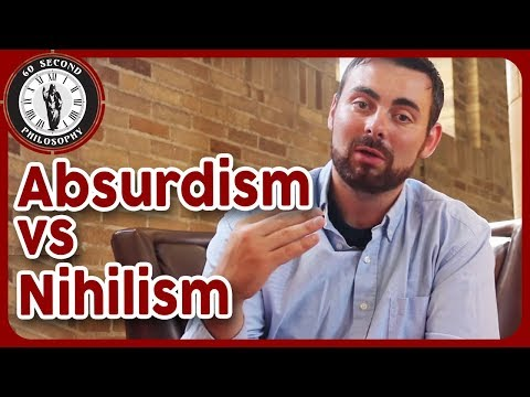 Considering Absurdism and Nihilism