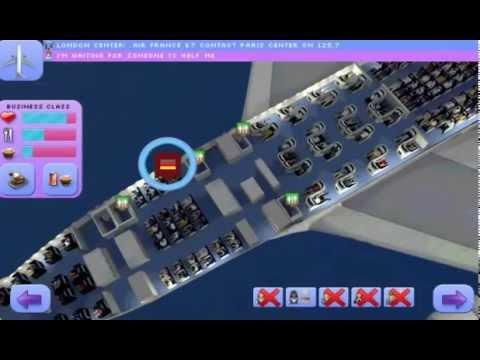 Flight World Simulator Mobile Game