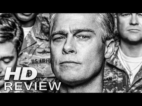 WAR MACHINE Kritik Review (2017)
