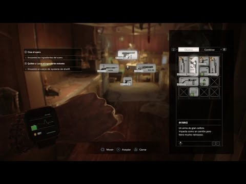 Repeat The Evil Within 2 Save Wizard Editor PS4  MAX WEAPONS PARTS
