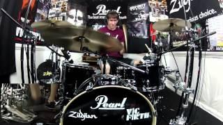 Megadeth - Skin O My Teeth - Drum Cover