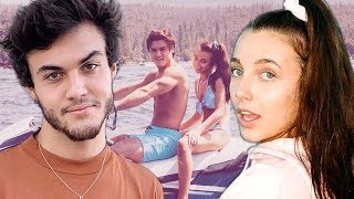 Emma Chamberlain & Ethan Dolan DATING! | The Ship Up