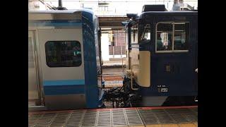 EF64-1031+E131系500番台G-02 新津出場配給 大宮到着