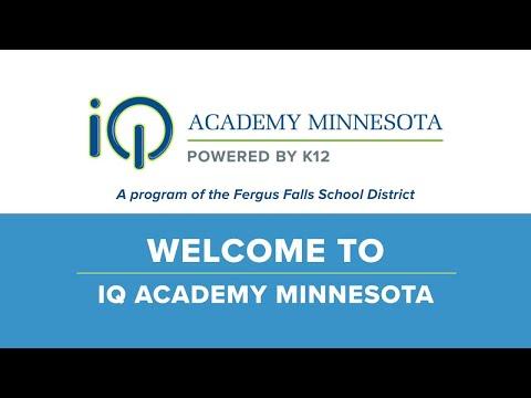 iQ Academy Minnesota School Overview